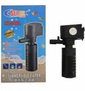 Внутренний аквариумный фильтр - помпа HX200L