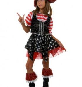 Карнавальный костюм Смелая пиратка