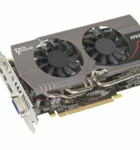 Видеокарта AMD (ATI) Radeon HD 7850 MSI PCI-E 2048