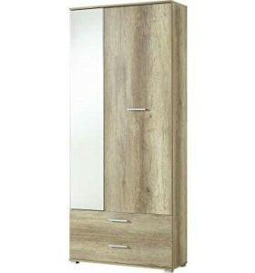 Шкаф для одежды новый, производство Германия