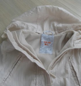 Куртка-ветровка Orbu размер 128-134