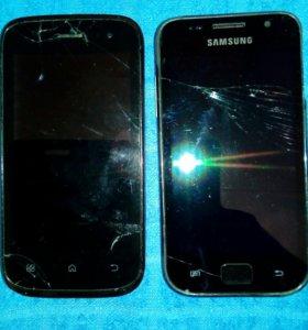 Samsung GS 3 и Fly