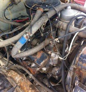 Двигатель Газ53 3307