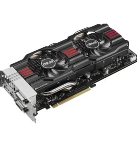 Видеокарта Asus GTX 770