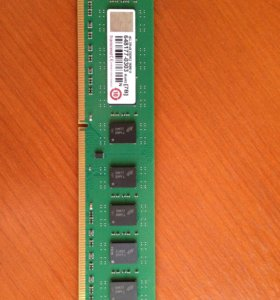 Оперативная память Transcend 4G 2Rx8 DDR3 1600 U