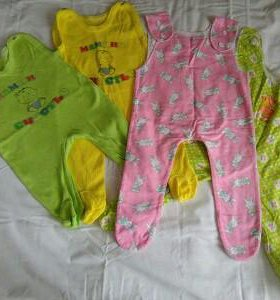 Комплект одежды для грудничка