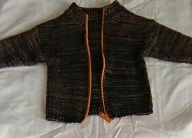 Кофточка и штанишки вязанные
