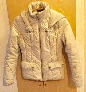 Куртка приталенная осень-зима