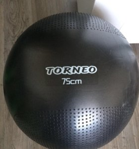 Мячь гимнастический Torneo 75 см.