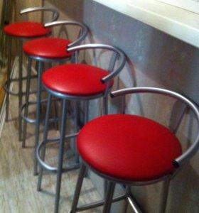 Барные стулья 4шт