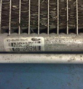 Радиатор основной кондиционер Ford focus
