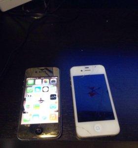 Айфон 4,4S