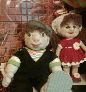 Самодельные куклы