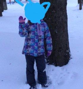 Срочно!Зимний костюм Kalborn