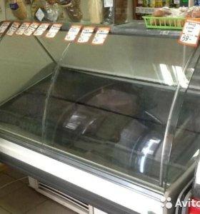 Низкотемпературная холодильная витрина