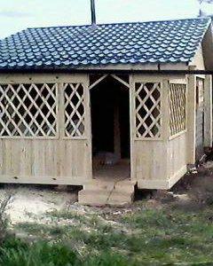 Строительство любых надворных построек