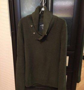 Трикотажный свитер H&M