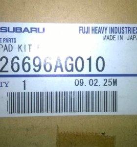 Тормозные колодки Subaru