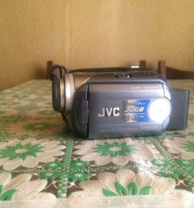 Видеокамера JVC GZ-MG39U