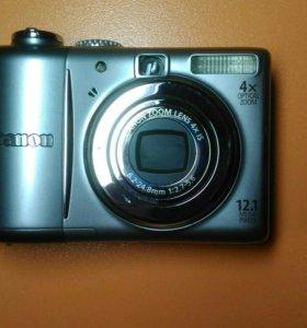 Продаю фотоаппарат. в хорошем состоянии
