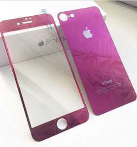 Защитное стекло на айфон 4,5,6,7
