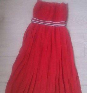 Платье красное❤️