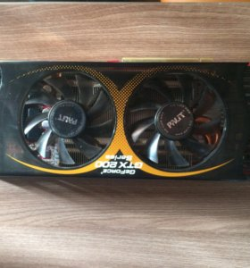 GeForce GTX 260 Sonic 216 SP 896 Mb gddr3