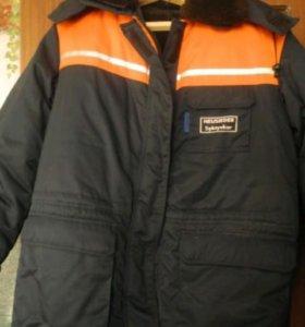Новый костюм.куртка + комбез