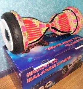 Гироскутер 10,5 с широкими колёсами