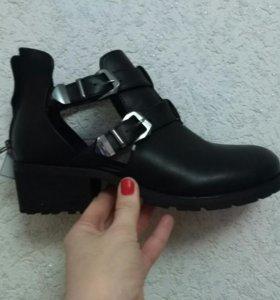 Новые! Ботинки, полуботинки, сапоги, полусапоги,
