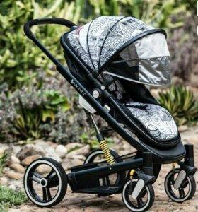 Новая коляска Uha Baby 2 в 1 трансформер