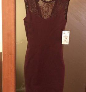 Новое платье Зара Zara