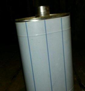 Бак водяной на котел (самовар) на 80 литров