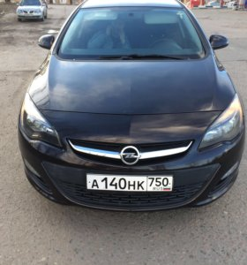 Opel astra j г. в2014