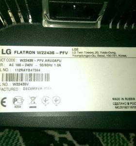Монитор LG 21,5