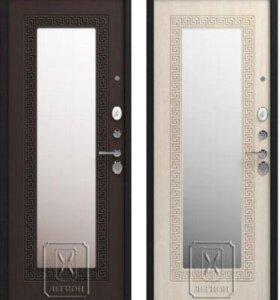 Дверь металлическая входная Легион L-1