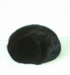 Шапка норковая (берет)