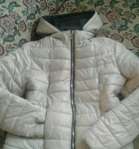 Куртка осенняя 50 р-р