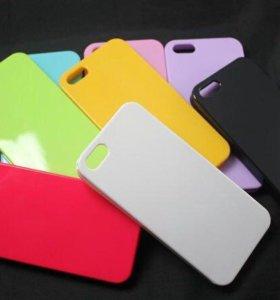 iPhone 5 силиконовый чехол