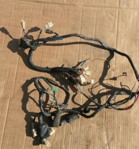 Stels Vortex 150 проводка
