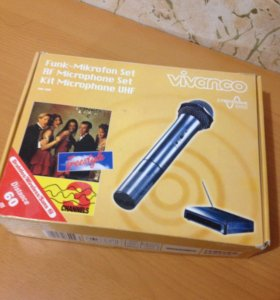 Радиомикрофон Vivanco