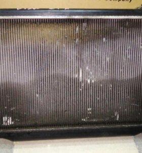 Радиатор двс мазда демио 02-07