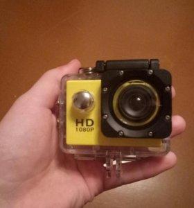 Экшен камера HD 1080