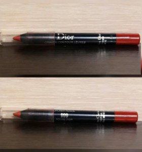 Christian Dior Crayon Contour Levres. 999 Rouge Di