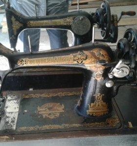 Швейная машинка из СССР