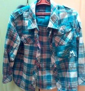 Крутячая рубашка для модника!