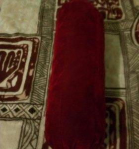 Подушка-сарделька
