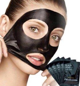 Маска от чёрных точек на лице BLACK HEAD