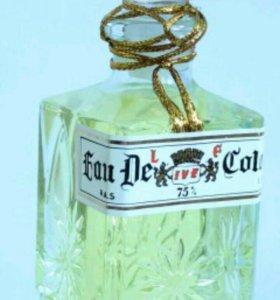 Новый винтажный одеколон Eau De Cologne