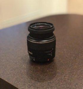 Продам объектив для фотоаппарата Sony